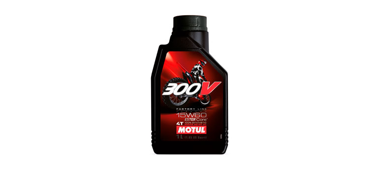 Motul 300V 4T Off Road 15W-60-1819
